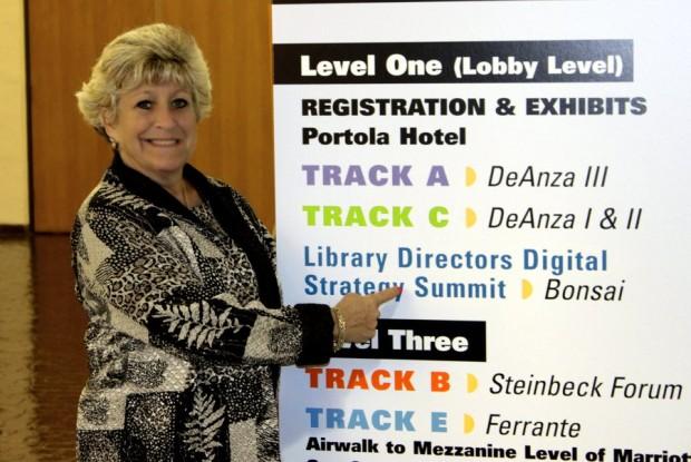 Iris L. Hanney at Library Directors Digital Strategy Summit