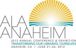 ALA Anaheim 2012